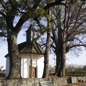 Kreuze und Kapellen - Liborikapelle