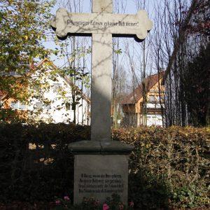 Kreuze und Kapellen - Wegkreuz Königstraße