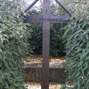 Kreuze und Kapellen - Wegkreuz Burgstraße