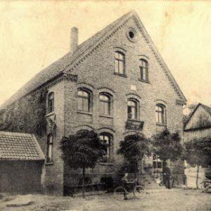 Drewes 1909, Foto Archiv J. Grabbe
