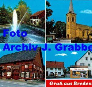 Der Neubau 1970, Foto Archiv J. Grabbe