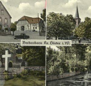 Postkarte ca. 1960, Foto Archiv J. Grabbe
