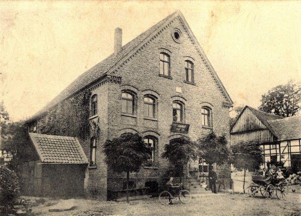1905: Gasthof Heinrich Drewes