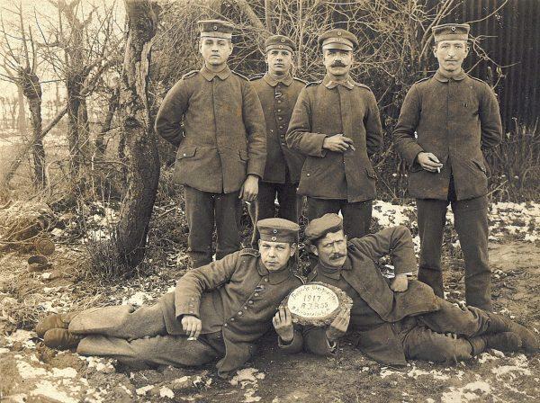 1917: Weihnachten